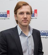 Мотовилов Андрей  Евгеньевич : Главный редактор БУ «Редакция газеты «Омская правда»